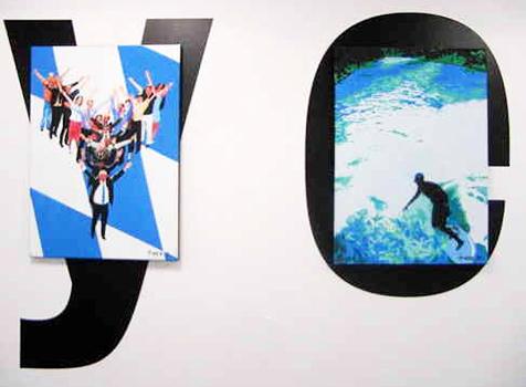 Leinwandbildprojekt BG Ausschnitt 9 Bilder 15m, Direkt Art Arbeit im Kundenauftrag HOSEUS, Kunst: : Leinwandbilder, Skulpturen. HOSEUS ist ein Künstlerpaar in München und erschafft seine Werke mit Fushiontechnik