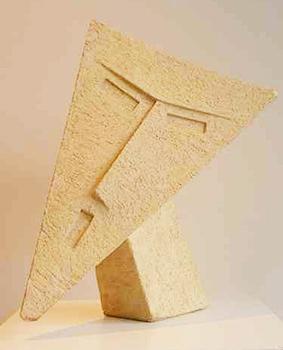Skulptur Inri 40 cm, HOSEUS, Kunst: