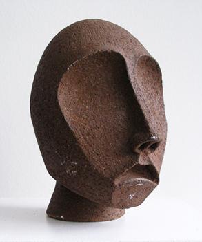 Skulptur Negrus 30 cm, Kunst: HOSEUS
