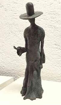 Tod Skulptur HOSEUS Direkt Art Kunst